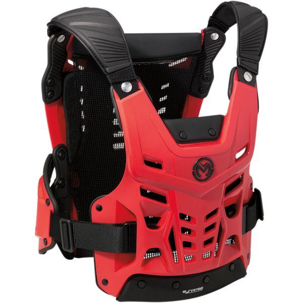 Protectii Piept-Spate Moose Racing Veste Protectie Piept/Spate CE SYN Red/Black