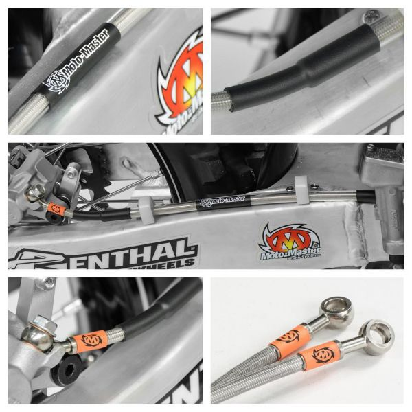 Furtunuri Frana Motomaster Conducta Frana Spate KTM EXC 2004-2020