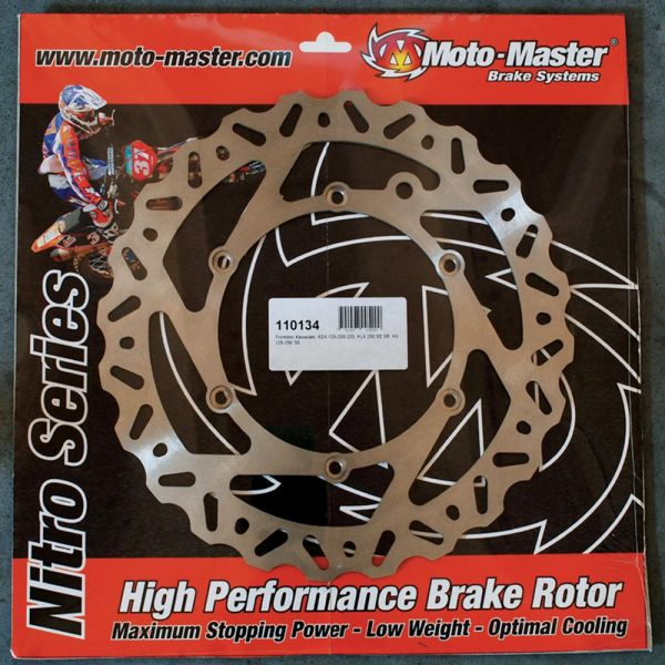 Discuri Frana MX Motomaster Disc Frana Fix Nitro Contoured Natural  110359