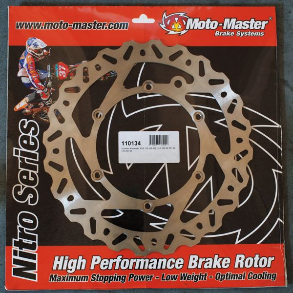 Discuri Frana MX Motomaster Disc Frana Fix Nitro Contoured Natural  110405