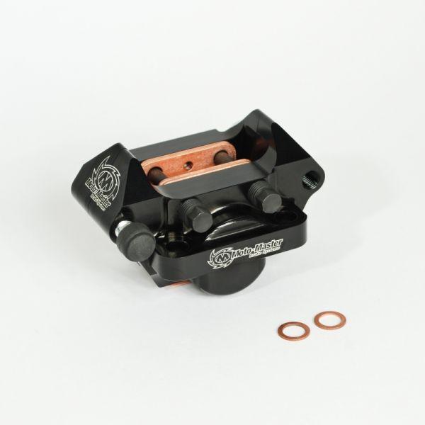 Discuri Frana MX Motomaster Etrier Frana 2 pistoane Black - 210103