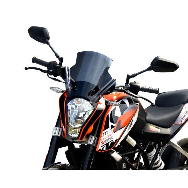 Parbrize Moto Motorcycle Screens KTM 125 DUKE 2011-2016 Parbriz Touring