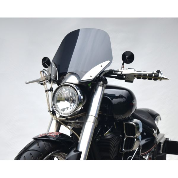 Parbrize Moto Motorcycle Screens YAMAHA XV 1700 ROAD STAR WARRIOR 2002-2010 Parbriz Chopper