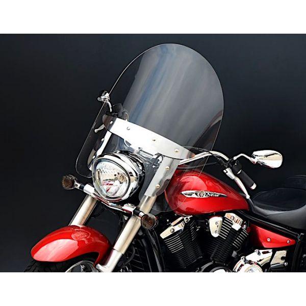 Parbrize Moto Motorcycle Screens YAMAHA XVS 1300 MIDNIGHT STAR / V-STAR 2007-2016 - Parbriz Chopper