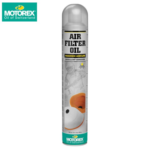 Ulei filtre aer Motorex AIR FILTER OIL SPRAY - 750ML