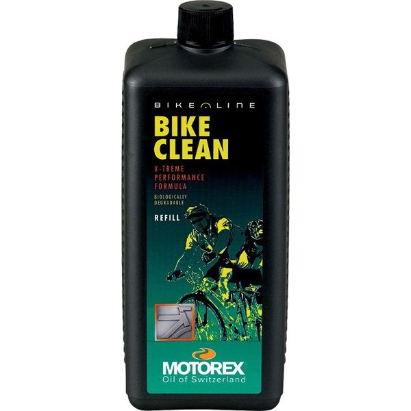 Lubrifianti Bike Motorex BIKE CLEAN BOTTLE - 1L