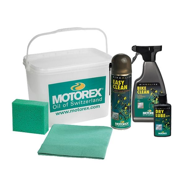 Lubrifianti Bike Motorex BIKE CLEANING KIT