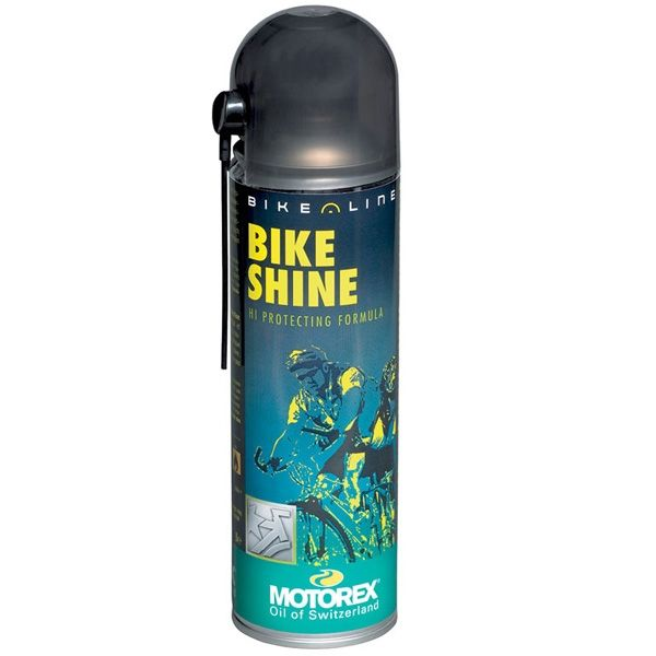 Lubrifianti Bike Motorex BIKE SHINE SPRAY - 500ML