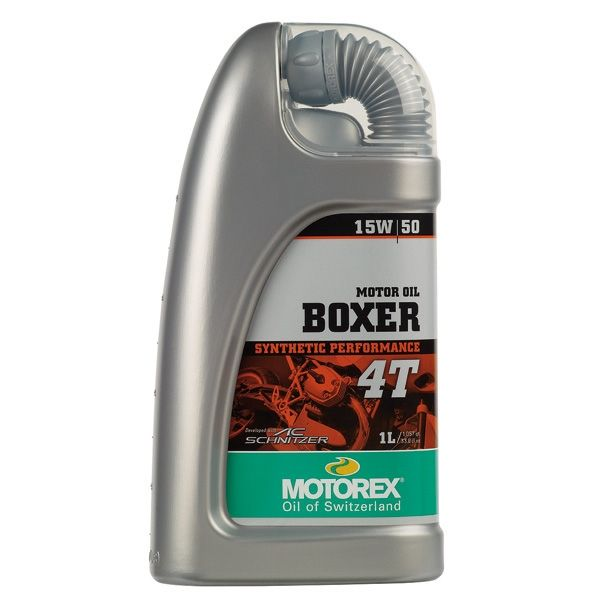 Ulei motor 4 timpi Motorex BOXER 15W50 - 1L
