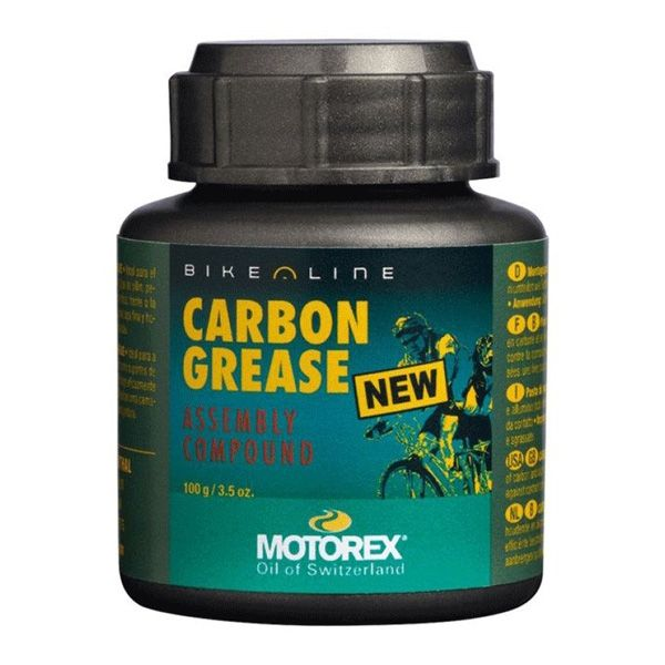 Lubrifianti Bike Motorex CARBONGREASE - 100GR