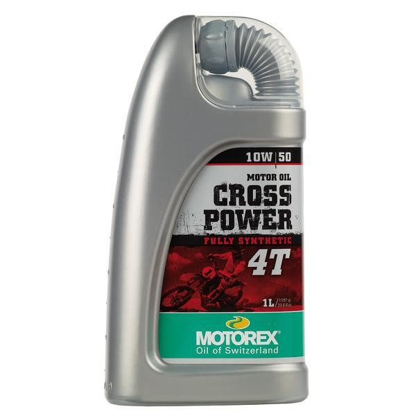 Ulei motor 4 timpi Motorex Cross Power 10W50 1L