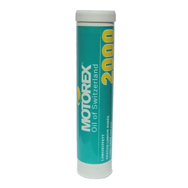 Lubrifianti Bike Motorex LONG LASTINGGREASE 2000 - 400GR