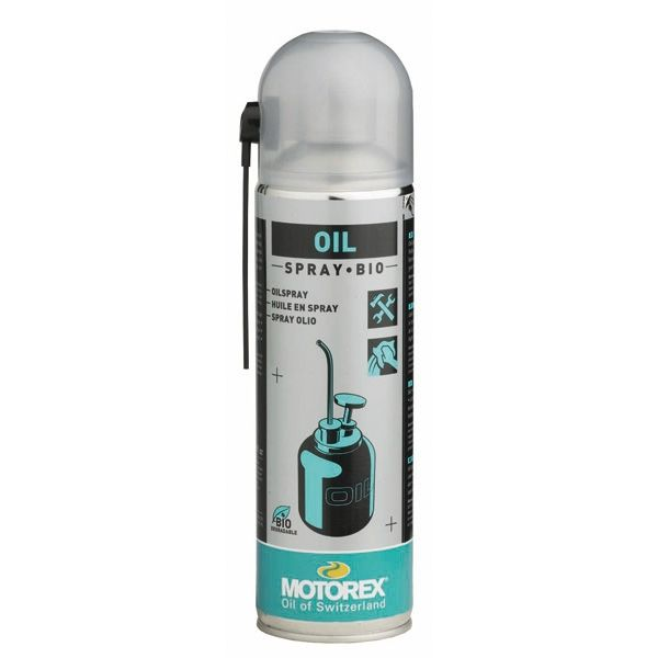 Vaselina Motorex OIL SPRAY - 500ML