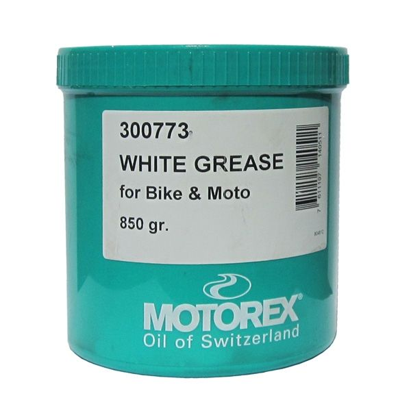 Lubrifianti Bike Motorex WHITEGREASE 628 - 850GR
