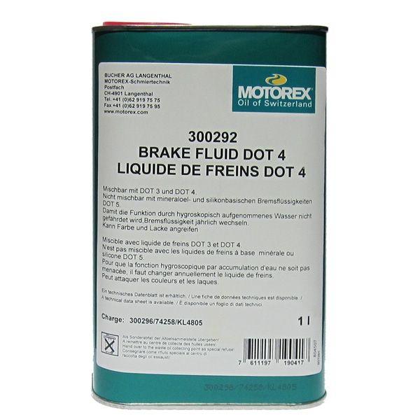 Lichid frana Motorex Lichid Frana DOT 4 - 1L