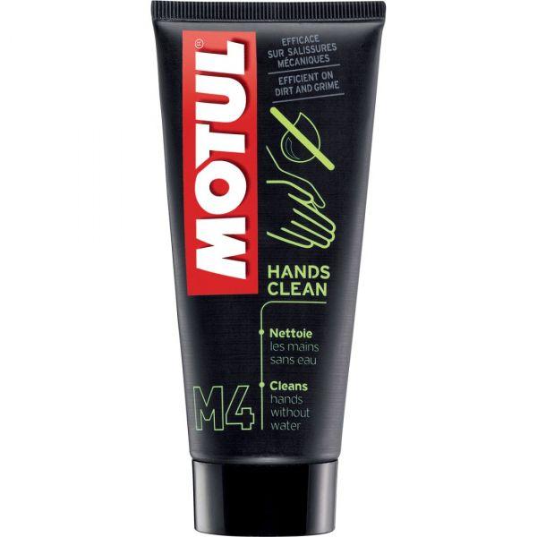 Produse intretinere Motul Solutie de curatat mainile M4 100ML