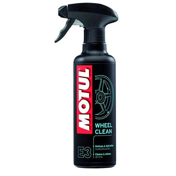 Produse intretinere Motul Spray Curatare Anvelope E3 400 ML