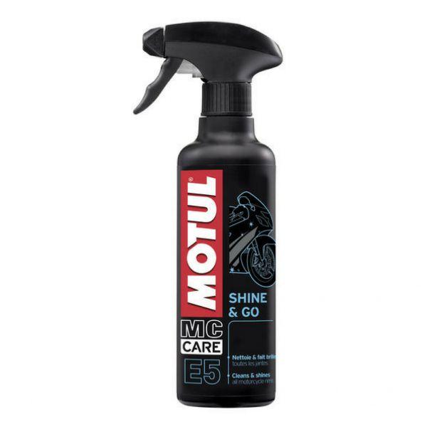 Produse intretinere Motul Spray Shine&Go E5 400 ML