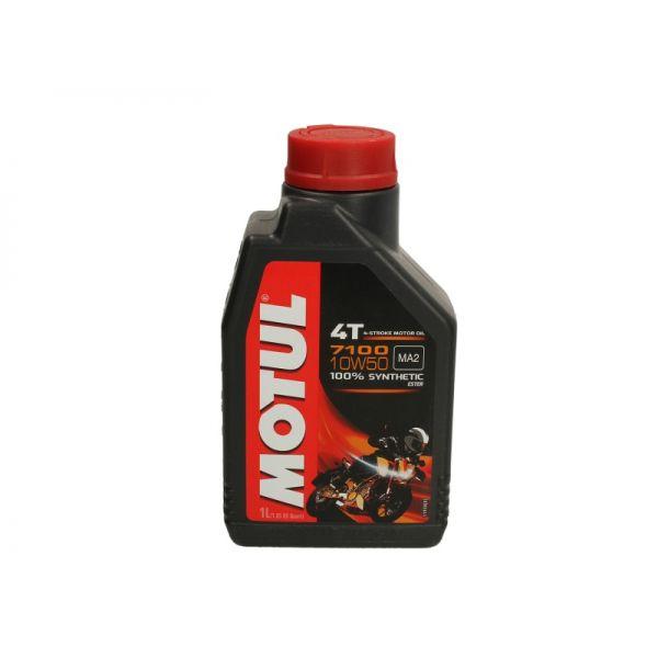 Ulei motor 4 timpi Motul Ulei Motor 4T 7100 10W50 1L Full synthetic, ester