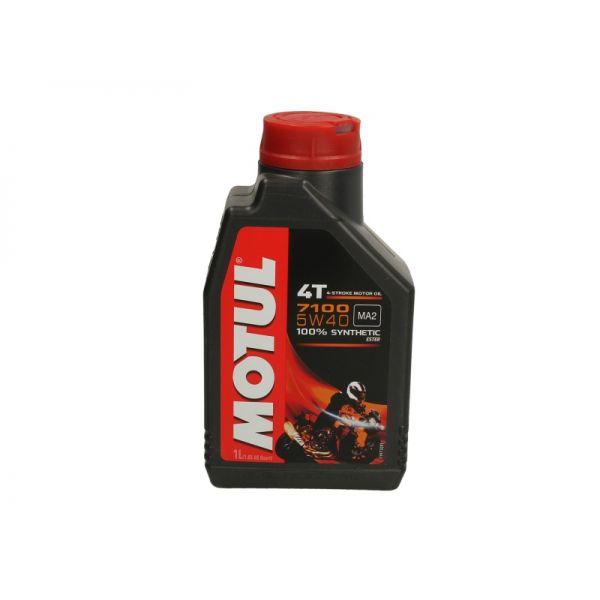 Ulei motor 4 timpi Motul Ulei Motor 4T 7100 5W40 1L Full synthetic, ester
