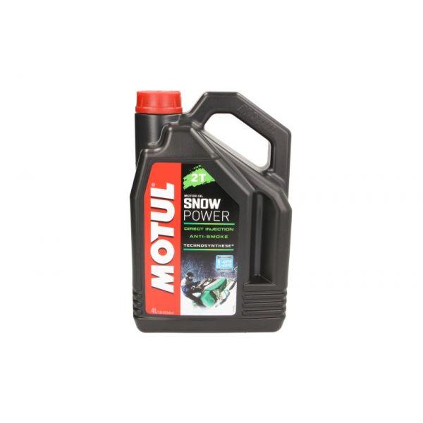 Motul Ulei Snowpower Semisintetic 2T Bidon 4L