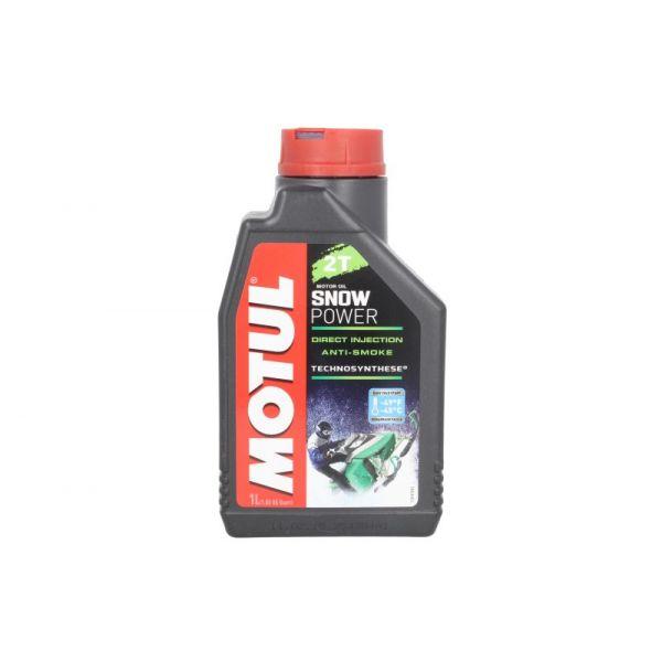 Ulei snowmobile Motul Ulei Snowpower Semisintetic 2T Bidon 1L