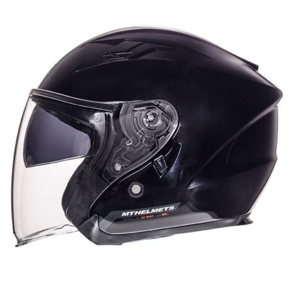 MT Helmets Casca Avenue SV Black Gloss