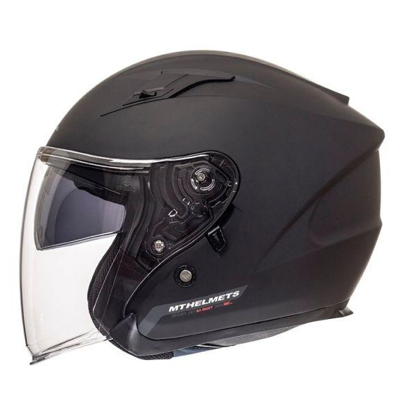 MT Helmets Casca Avenue SV Black Mat