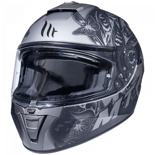 Casti Moto Integrale MT Helmets Casca Integrala Blade 2 Breeze E2 Gri Mat 2020