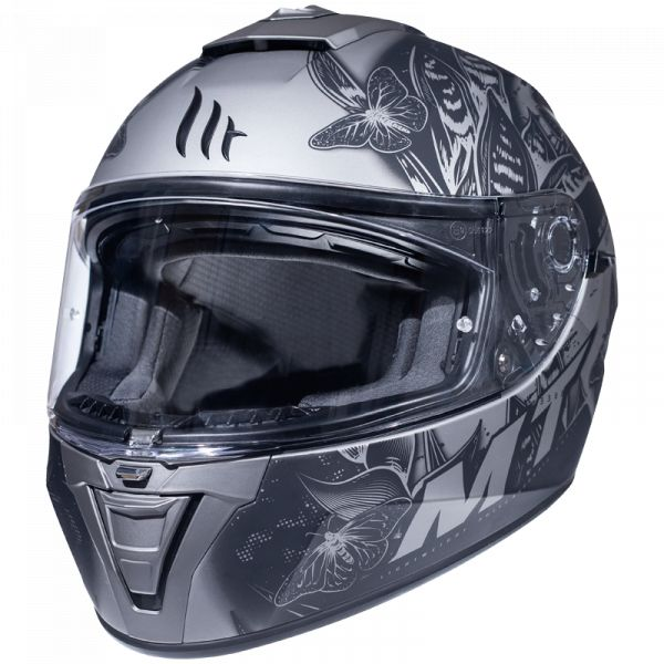 Casti Moto Integrale MT Helmets Casca Moto Full-Face Blade 2 SV Breeze E2 Matt Gray 2021