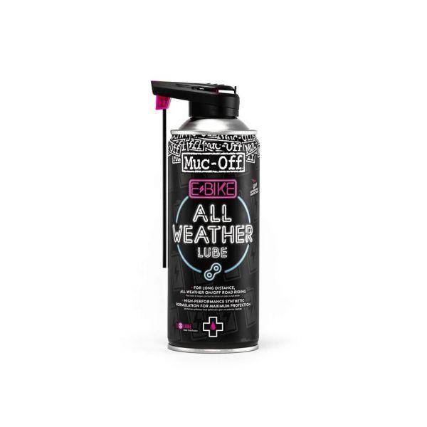 Lubrifianti Bike Muc Off Spray lubrifiant pentru lant eBike 400ml