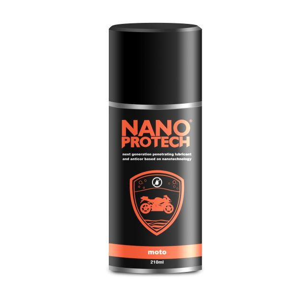 Produse intretinere Nanoprotech Moto Anticoroziv și Lubrifiere