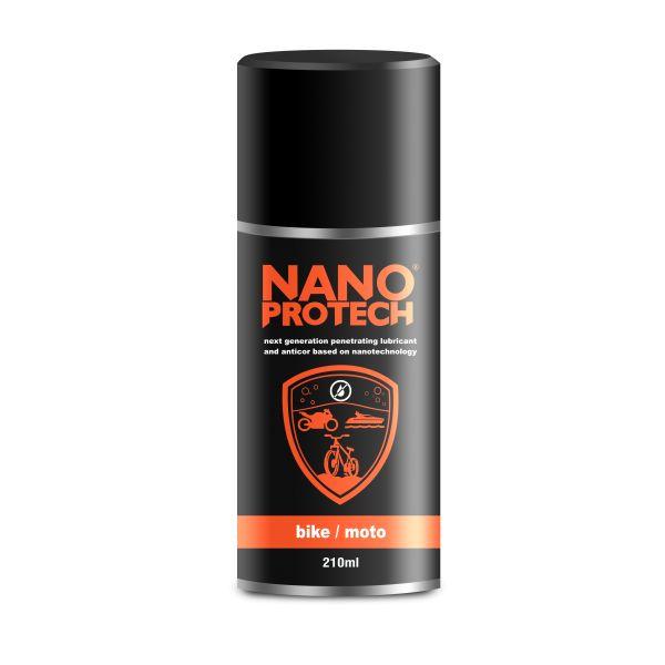 Lubrifianti Bike Nanoprotech Velo Anticoroziv si Lubrifiant