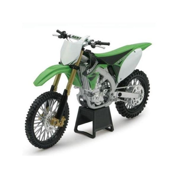 New Ray Macheta Kawasaki KX 450 F 1:12
