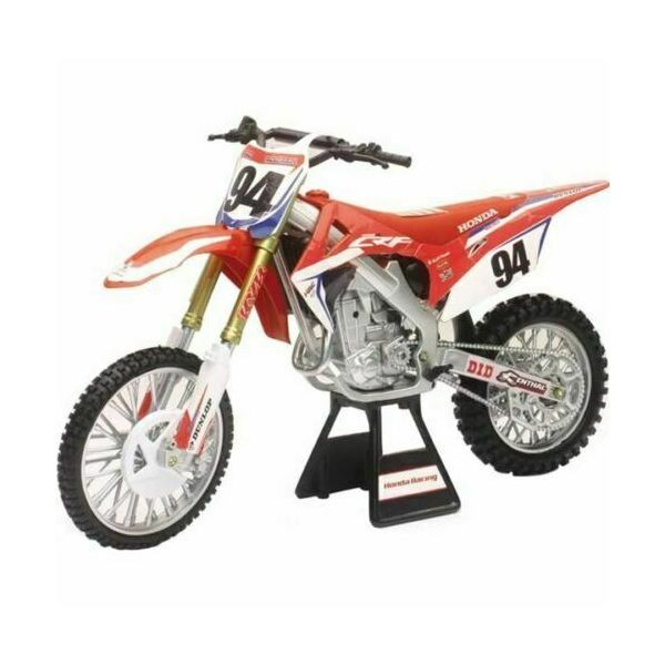 Machete Off Road New Ray Macheta Motor 1:6 Honda Ken Roczen #94