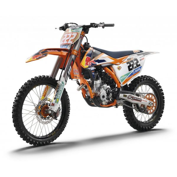 Machete Off Road New Ray Macheta Antonio Cairoli  Nr.222 1:12