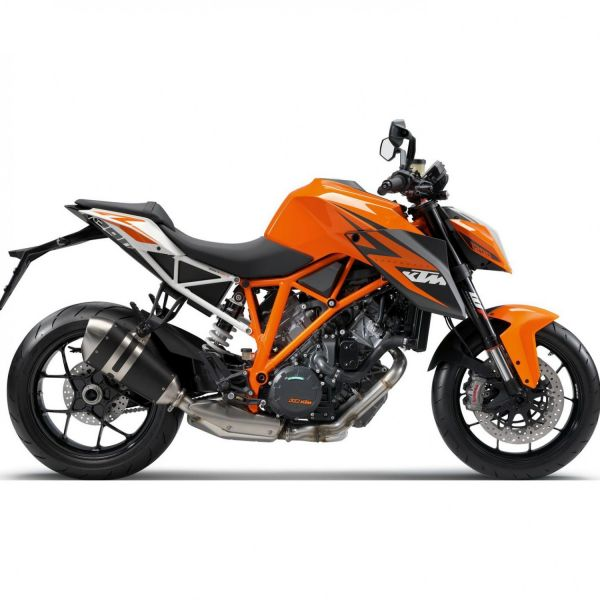 Machete On Road New Ray Macheta KTM 1290 SUPER DUKE R. 1: 12