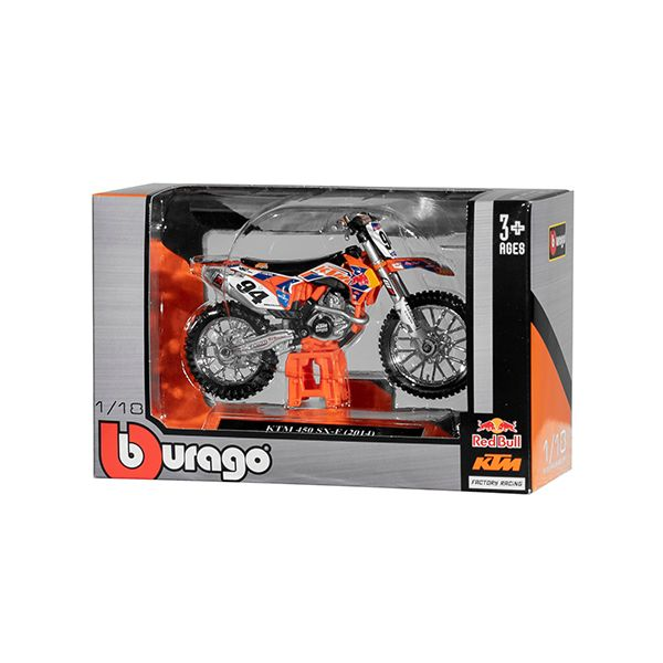 New Ray Macheta KTM Cross Ken Roczen No. 94 1:18