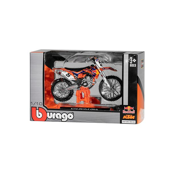 New Ray Macheta KTM Cross Ryan Dungey No.5 1:18
