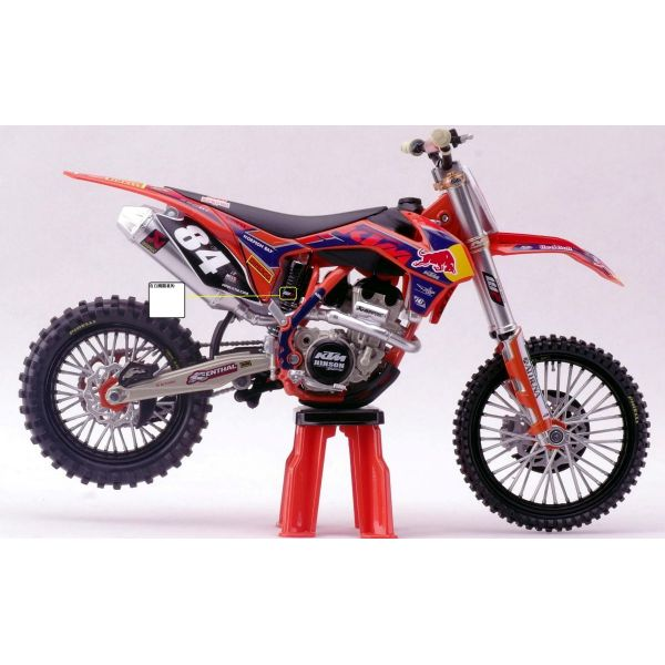Machete Off Road New Ray Macheta KTM Jeffrey Herlings No.84 1:12