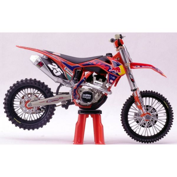 Machete Off Road New Ray Macheta KTM Marvin Musquin No.25 1:12