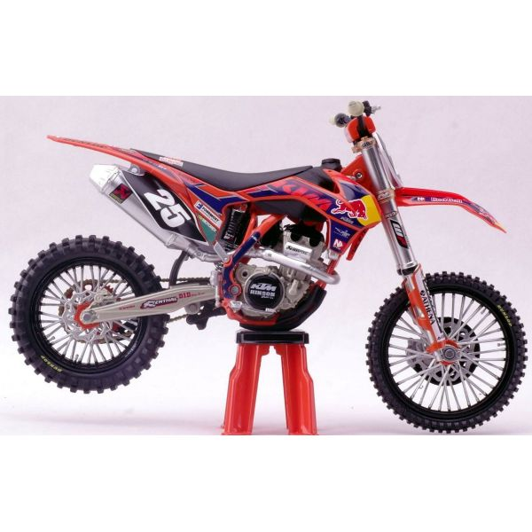 Machete Off Road New Ray Macheta KTM Musquin #25 1:10