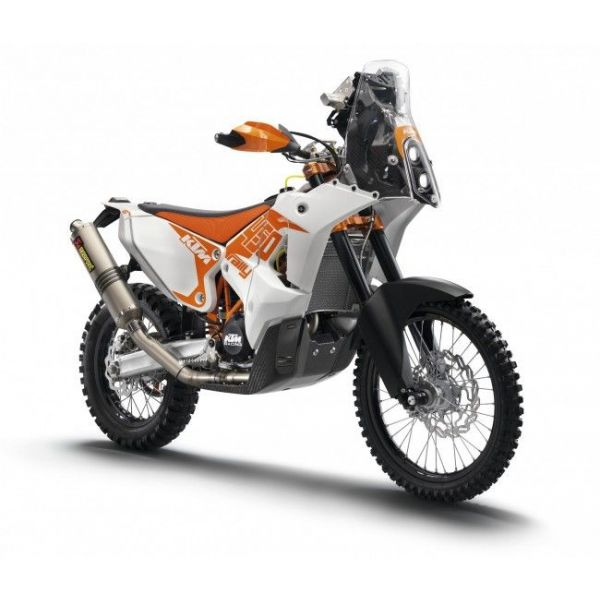 New Ray Macheta KTM Rally 450 1:12