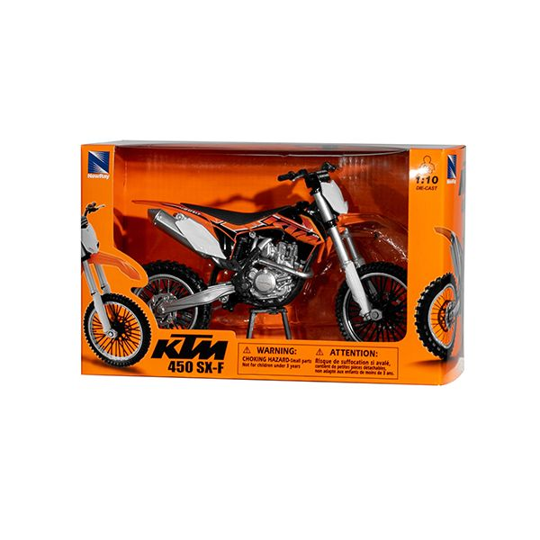 New Ray Macheta KTM SX-F 450 2014 1:10