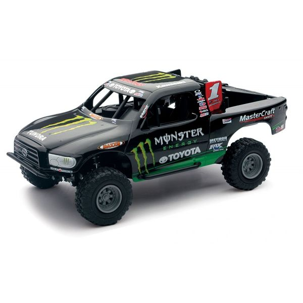 Machete Quad New Ray Macheta Monster Energy Off Road Truck 1:24