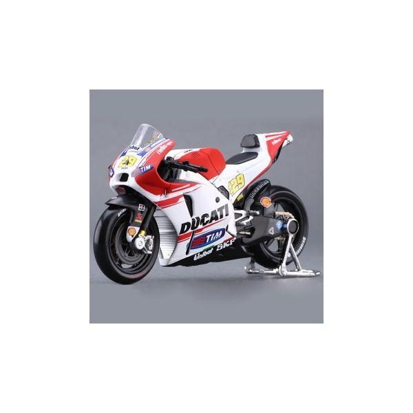 Machete On Road New Ray Macheta Motor 1:18 Ducati Andrea Iannone #29