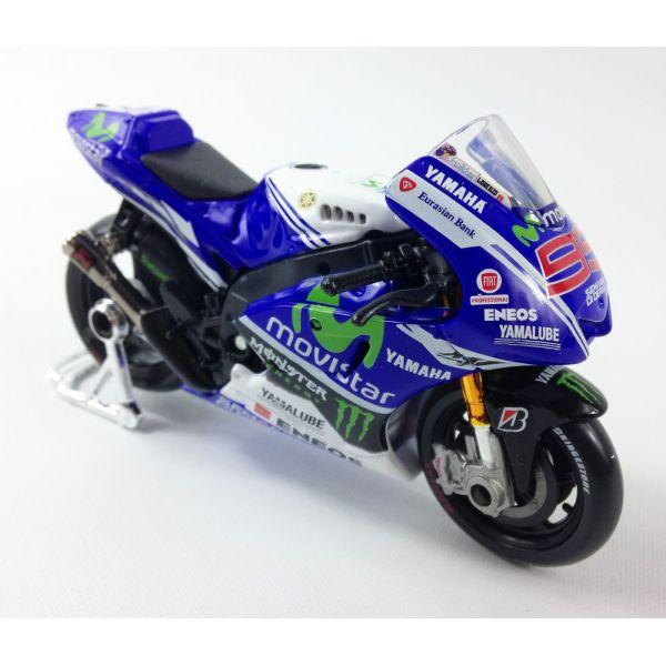 Machete On Road New Ray Macheta Motor 1:18 Yamaha Jorge Lorenzo #99