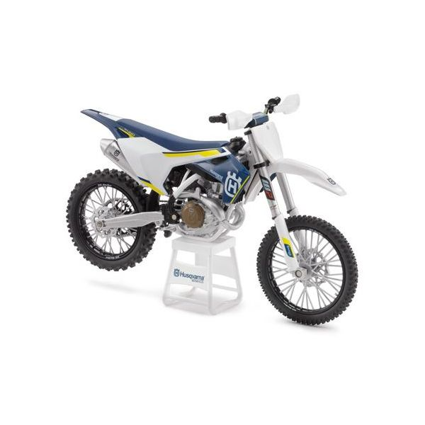 Machete Off Road New Ray Macheta Motor Husqvarna FC 450 1:18