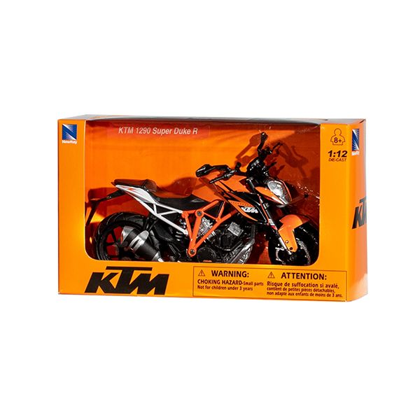 Machete On Road New Ray Macheta Motor KTM 1290 Superduke 1:12