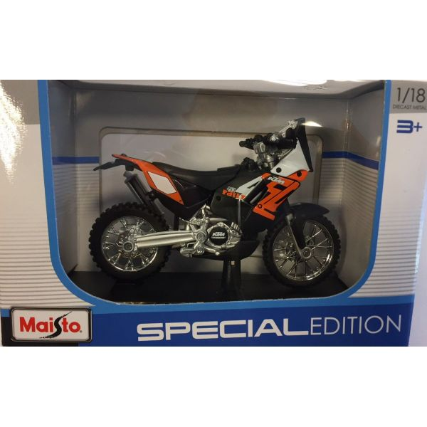 Machete Off Road New Ray Macheta Motor KTM 450 Rally 1:18